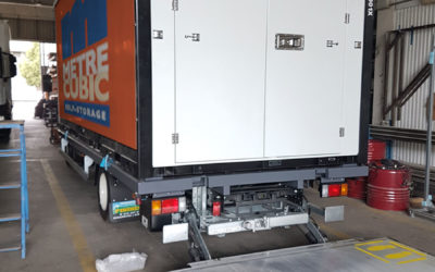 Nuevo camión para Mudanzas
